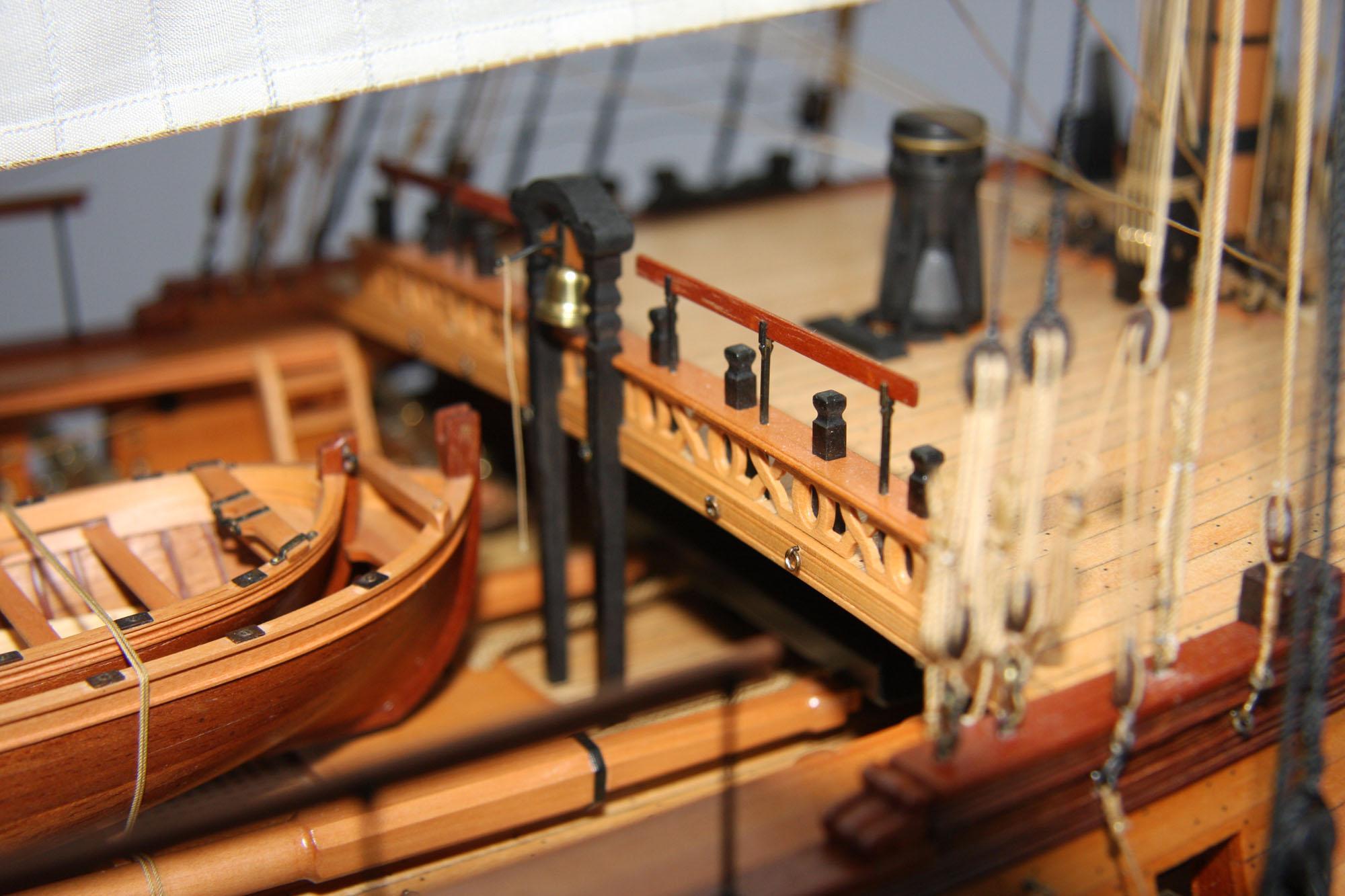 Модель корабля радиоуправляемая своими руками